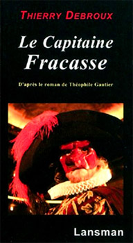 affich capitaine fracasse